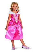 Disguise Disney Sleeping Beauty Aurora Sparkle Classic Girls Costume, 7-8