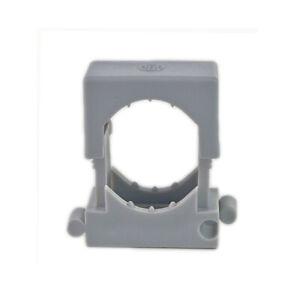 50 Stück Druckschelle Reihenschelle, 12-20mm, Schraubschelle, Kabelschelle, Clip