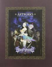 Odin Sphere Leifthrasir Softcover Artbook, New