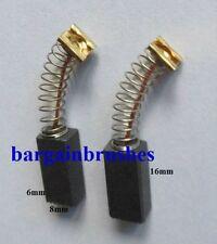 Carbon Brushes for Black & Decker B&D KD1001K  597508-00 Rotary Hammer Type- E21