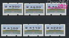 BRD ATM2.2.3, Satz komplett postfrisch 1993 Automatenmarke (8867463
