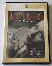 MARLENE DIETRICH HER OWN SONG DVD (#DVD01344)