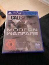 Call of Duty: Modern Warfare (PlayStation 4) OVP