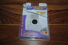 Carte mémoire (Memory card) 64 MB Hip Gear pour Game Cube GC 1019 Blocks ! Neuve
