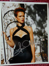 LAUREN HOLLY AUTOGRAPHED PHOTO WITH COA