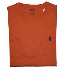 120198e8 Men Polo Ralph Lauren CREW NECK T Shirt Size S M L XL XXL - STANDARD FIT