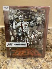 Shaun Of The Dead Blu-Ray Mondo Steelbook Target Exclusive New Sealed Spine #007