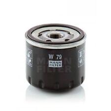 Mann Filter Ölfilter RENAULT W79  MANN-FILTER W 79