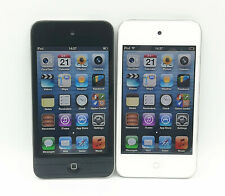 Apple iPod Touch 4th Generation 8GB 16GB 32GB 64GB Black/White - Good Condition