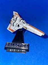 Battlestar Galactica Titanium Die-Cast Classic Colonial Viper Loose Complete