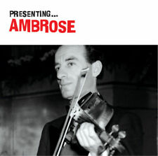 """Presenting - Ambrose - """"The best band in the world"""" -  CD NEW Album"""