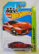 Lamborghini Estoque 1/64 Die-cast Model From HW Workshop by Hot Wheels