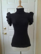 NWT Oliver Woman's (Size Large) Black Turtle Neck Mohair Sweater