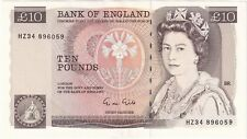 More details for elizabeth ii £10 ten pounds 'g.m. gill' banknote | banknotes | km coins