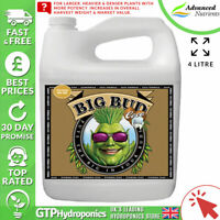 Advanced Nutrients Big Bud Coco 4L - Flower Nutrient Booster Additive 4 Litre