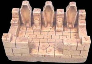Roleplay Scenery D&D Warhammer Runequest 25mm  - Coffin Room