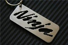 NINJA keyring keychain Schlüsselanhänger porte-clés ZX6R ZX7R ZX12R ZX9R ZZR K9F