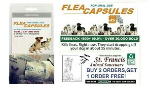 Capstar (nitenpyram) LARGE DOG  and other flea control at low PRICES TOO