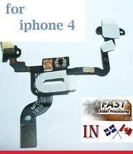 iPhone 4 4g Proximity sensor induction light power on off flex cable ribbon ear