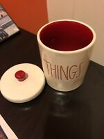 Rae Dunn Mini things Canister