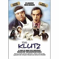 The Klutz (DVD, 2001, Canadian) Claude Michaud, Louise Portal, Guy Provost NEW