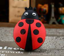 Novelty cute ladybug cartoon shape USB2.0 16GB flash drive memory stick pendrive