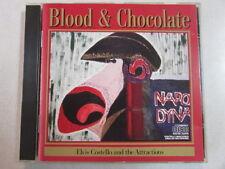 ELVIS COSTELLO BLOOD & CHOCOLATE CD ORIGINAL 1986 COLUMBIA ISSUE CK 40518 OOP