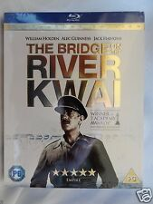 Bridge on the River Kwai [1957](Blu-Ray Region-Free)~~~Alec Guinness~~~BRAND NEW