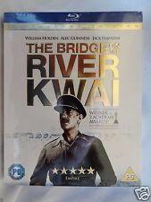 Bridge on the River Kwai [1957](Blu-Ray Region-Free)~~~Alec Guinness~~~BRAND NEW
