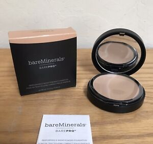Bareminerals Barepro LIGHT NATURAL 09 Powder Foundation  0.34oz/10g New With Box