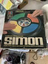 Vintage Simon Says Game ~ SMOKE FREE HOME ~ Original Box