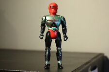 Vintage 1994 Soma Sonic Power Rangers Action Figure Green Light up Eyes Red
