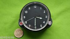 USSR Military Soviet AirForce Aircraft Cockpit Clock 122ChS MiG/Su jet Borduhr