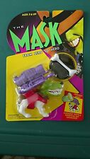 1995 The Mask from zero to hero Chompin Milo by kenner
