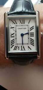 Cartier watch Tank solo - new one