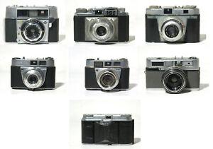 Vintage 35mm Cameras - Barn Fresh !!