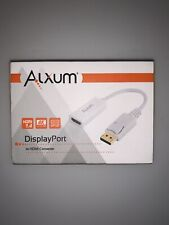 Alxum HDMI to VGA Adapter 1080P Male to Female Converter with Audio USB NEW NIB