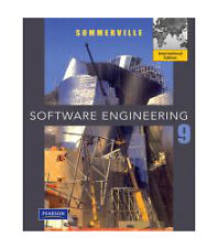 Software Engineering [9th Edition] by Sommerville, Ian , Hardcover
