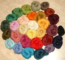 Filzwolle, 200g in 30 Farben