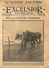 Cavalry Cossack Imperial Russian Army Galicia Poland East Prussia WWI 1914