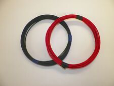 New listing 16 Txl High Temp Automotive Power Wire 2 Solid Colors 25 Feet Each 50 Feet Total