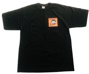 Rodney Rude Mens T-Shirt Size 2XL XXL The Best Of Rodney Rude Black Graphic Tee