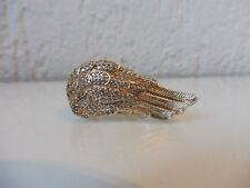 Noble anillo __ Angels & Wings __ 925 plata __ thomas sabo __ con un fino ribete de piedra