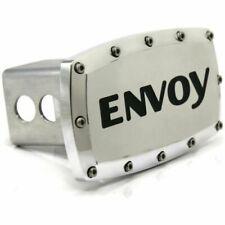 "GMC Envoy Billet 2"" Tow Hitch Cover Plug Engraved Billet Aluminum"
