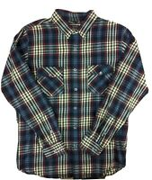 Acapulco Gold Cotton Check Shirt Supreme designers - Mens Size Large L