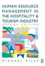 Human Resource Management in the Hospitality and Tourism Industry-ExLibrary