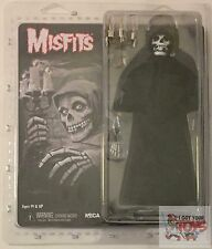"THE FIEND MASCOT MISFITS 'Black Costume' NECA Punk Band 8"" Inch 2014 FIGURE"