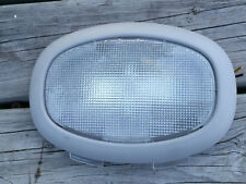 OEM 2003 Chrysler Town & Country Tan Overhead Headliner Dome Courtesy Lamp