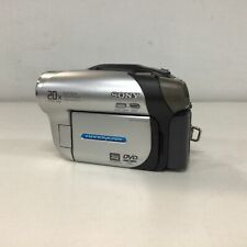 Handy Cam Camera Silver DCR-DVD653E PaL 20 x Optical Zoom *Parts Only #129