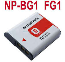 New Battery For SONY Cyber shot DSC NP-BG1 NPBG1 DSC-H90 HX30V HX20V HX10V